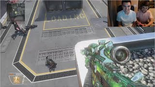 FaZe Kay - The Trickshot Race Against my Brother #6 (BO2)