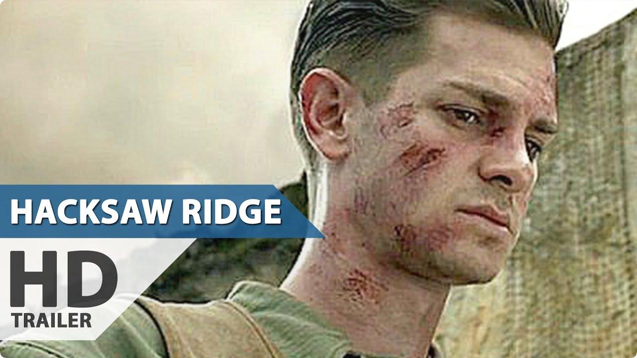 Hacksaw Ridge Trailer