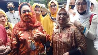 Titiek Soeharto Ziarah Di Astana Giri Bangun Diiringi Keluarga Besar Partai Berkarya 23 08 2020