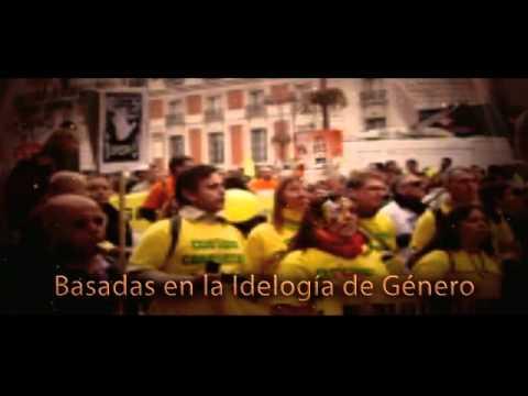 Manifestación por la custodia compartida, 18 de Noviembre de 2012, Madrid.