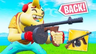 *NEW* THE DRUM GUN IS BACK! | Fortnite Best Moments #130 (Fortnite Funny Fails & WTF Moments)