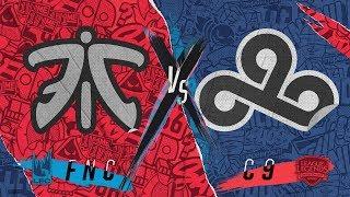 FNC vs C9 - Day 3 | Rift Rivals | Fnatic vs. Cloud9 (2019)