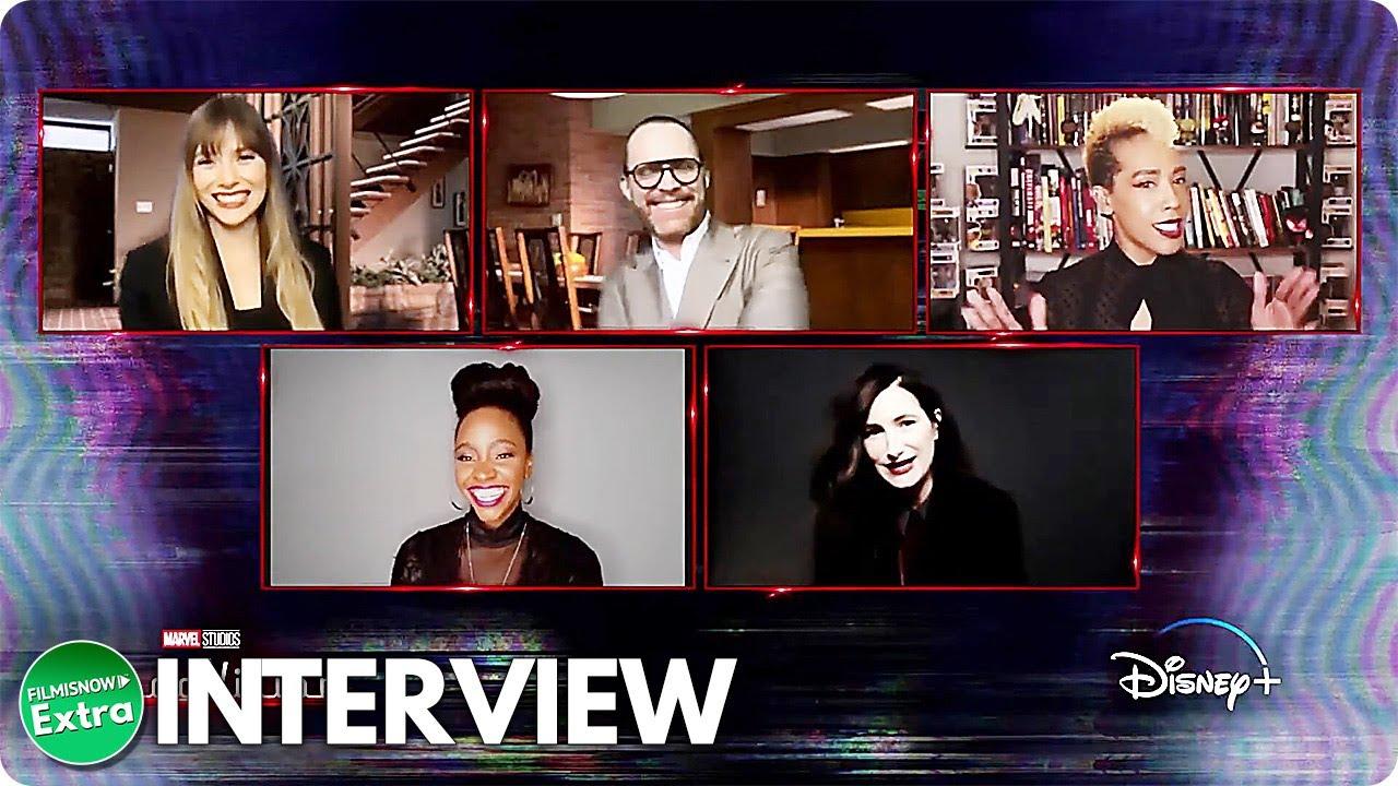 WANDAVISION | Cast Q&A