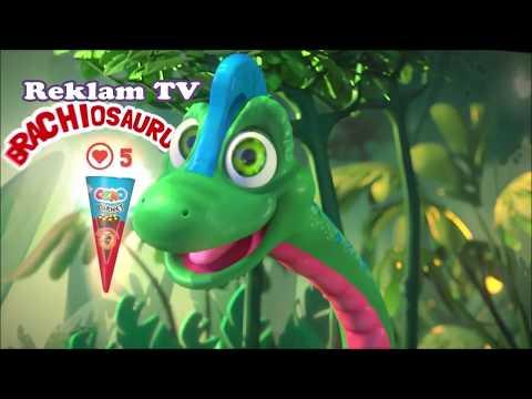 Ozmo Cornet'te Dinozor çağı Başladı! Reklamı