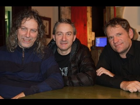 3 Poeti-Chitarristi dalla Terra di Pasolini: Straulino-Fedele-Vescovo: Acoustic Tellers #19