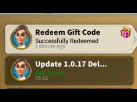 Redeem Code Free Rise of civilization Working