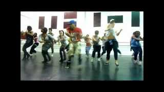 Phils Hiphop/Funk Class - Express Yourself- Diplo