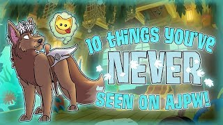 Animal Jam Play Wild: 10 Thİngs You've NEVER Noticed!