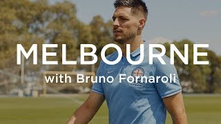 CITY2CITY | Melbourne | Bruno Fornaroli & Steph Catley meet local heroes
