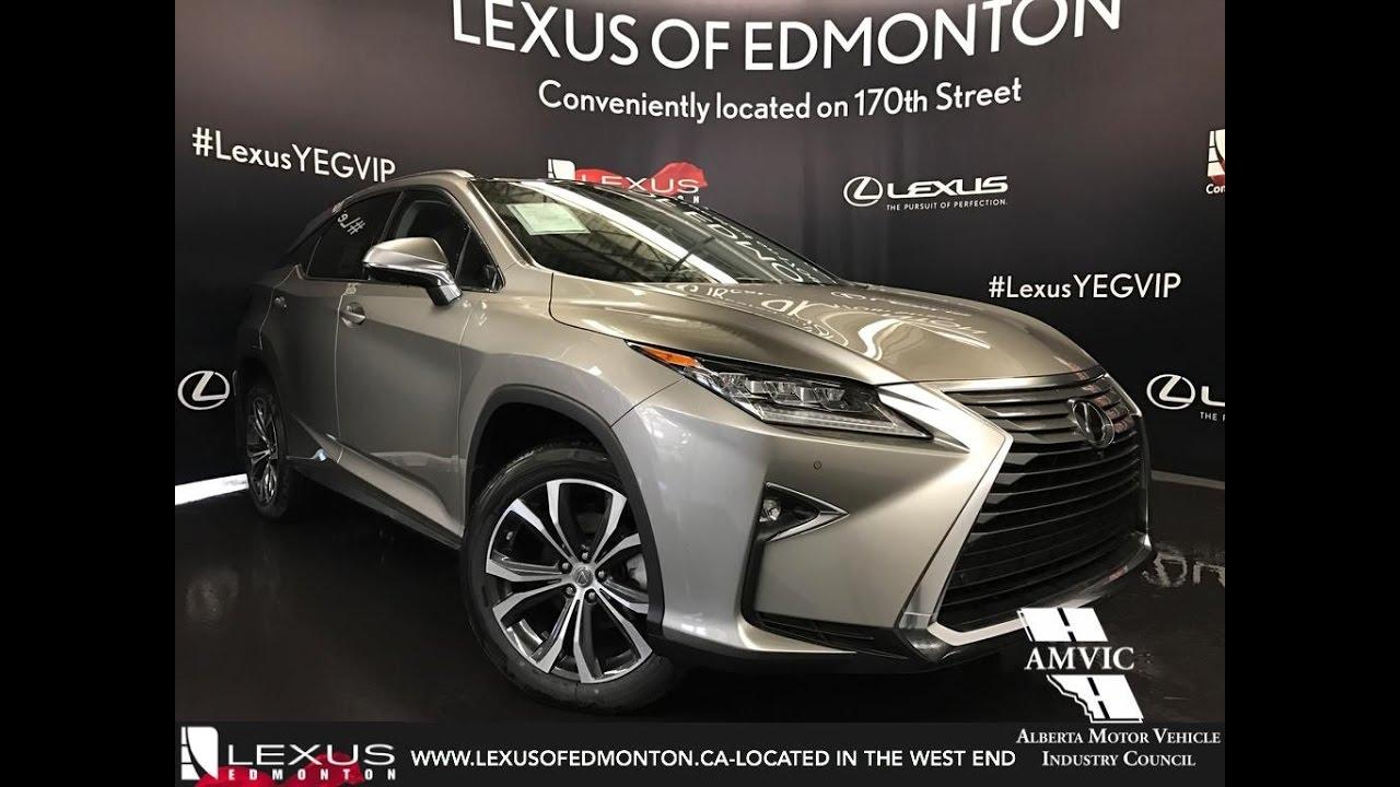 2018 lexus rx 350 silver. 2017 atomic silver lexus rx 350 awd executive walkaround review | downtown edmonton alberta 2018 rx
