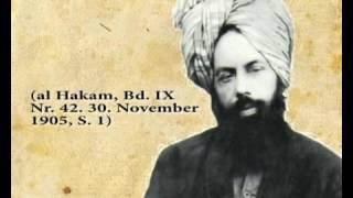 Lüge über den Tod von Mirza Ghulam Ahmad