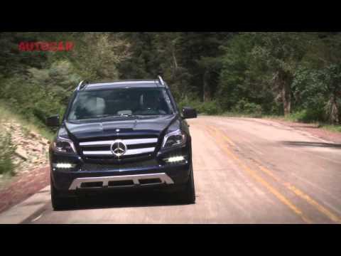 Mercedes GL-Class video review