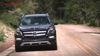 Mercedes GL-Class video review