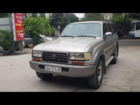 (Đã Bán) Sở Hữu Toyota Landcruiser Huyền Thoại Với Chỉ 165 Triệu