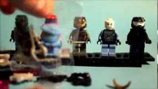 Brickforge order unboxing [LEGO Haul #1]