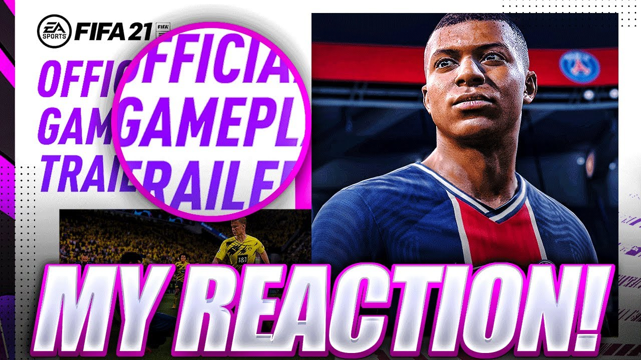 FIFA 21 OFFICIAL GAMEPLAY REVEAL TRAILER! FIFAANALYST THOUGHTS ON FIFA 21 | FIFA 21 GAMEPLAY