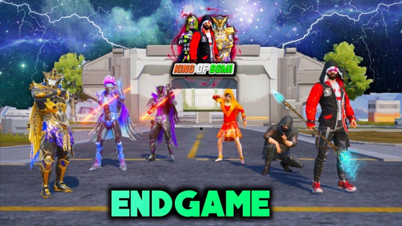 EndGame - King Of Erangle | Final Episode ft. @Kill Chor  | BGMI Movie | Pubg Short Film