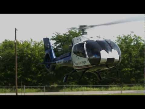 Tulsa Life Flight LZ Training Video 2012