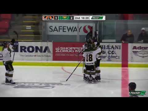 Highlights from 5-3 win vs Trail