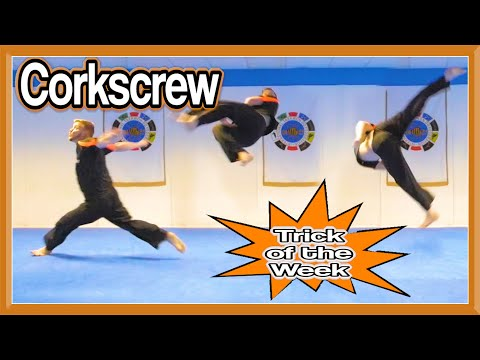 TOTW: Corkscrew (Slow-Motion) | GNT Tricking