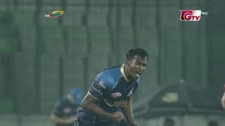 Rubel Hossain's 3 Wickets Against Sylhet Sixers || 12th Match || Edition 6 || BPL 2019