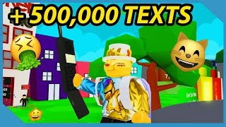 How To Be The Fastest Texter! - Roblox Texting Simulator