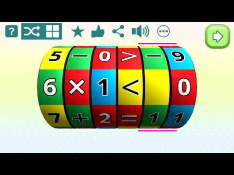 This Is The New Best Free Unique Educational Fun Kids Math Puzzle Game It A Nice Simple And Colorful Video For Children