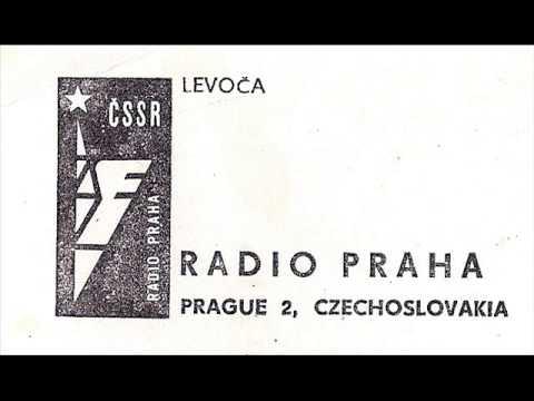 Radio Praha, Czechoslovakia