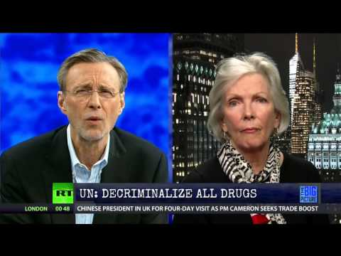 U.N. To Call for Decriminalizing ALL Drugs?