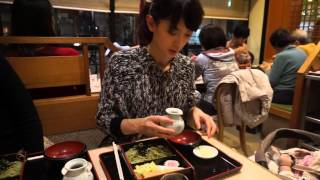 Гречневая лапша которую японцы едят накануне нового года (年越しそば)