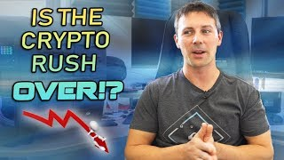 CryptoCurrency - Is The BULL RUSH Finished? Future Trends & Concerns