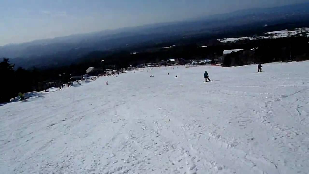 2010/2/7 大山桝水高原スキー場 ...