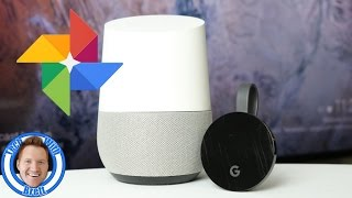 How to Play Google Photos on Chromecast With Google Home