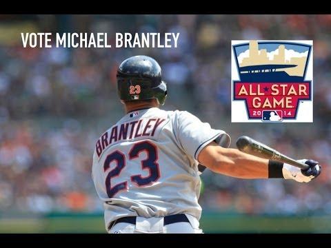 Michael Brantley 2014 First Half Highlights