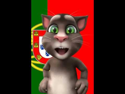 tom le chat forza portugal - Tom Le Chat