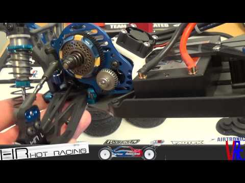 Team Associated RC10B5M Aftermarket Parts and Electronics Ov