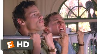 The Wedding Planner (2001) - Manly Bonding Scene (6/10)   Movieclips
