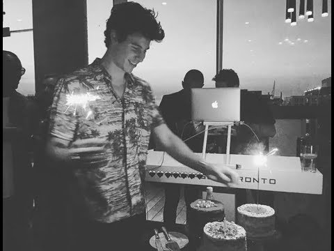 Shawn Mendes 19th Birthday Party Youtube