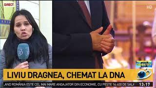 Surse: Președintele PSD, Liviu Dragnea, a fost chemat la DNA