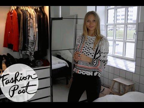 Garderobe-snageren: På besøg hos Emilie Lilja