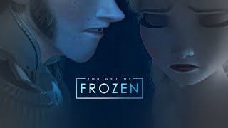 hans + elsa || you got me frozen