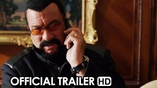 Absolution Official Trailer (2015) - Steven Seagal, Vinnie Jones Action Movie HD