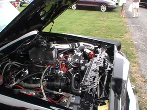 Supercharged 1989 Lincoln Town Car Youtube