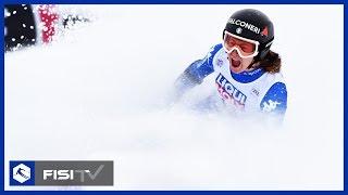 Riecco Sofia Goggia: 2° posto a Val d'Isère