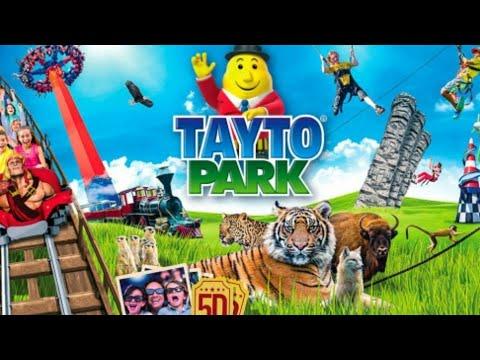 Tayto Park Ireland 2018 (Rides, Zoo And Dinosaurs Alive)