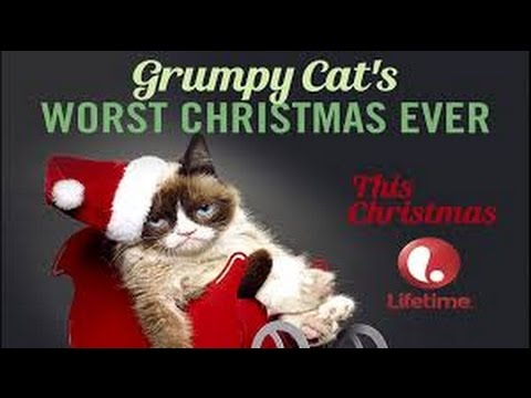 Grumpy Cats Worst Christmas Ever 2014 with Megan Charpentier, Daniel Roebuck, Grumpy Cat Movie
