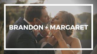 Brandon + Margaret | The Water's Edge Country Club | Smith Mountain Lake