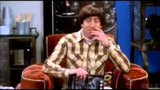 THE BIG BANG THEORY 9x10 - THE EARWORM REVERBERATION