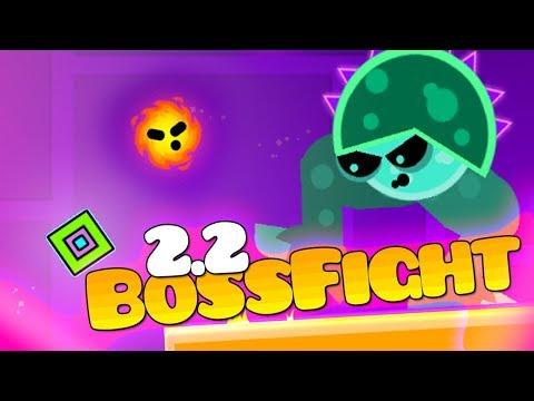 "Minijuego 2.2 - ""BOSSFIGHT!"" - Geometry Dash"