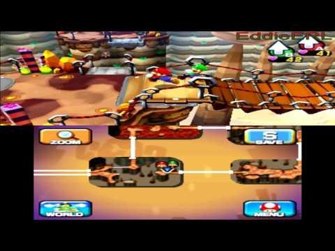 (3DS) Mario & Luigi IV - Dream Team Bros. - Playthrough (No Damage & 100%) 7/16